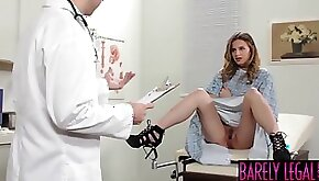 Young jillian janson pounded with naughty doctors cock