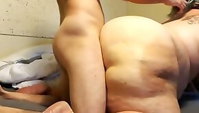 Sucking Fucking and an anal creampie.