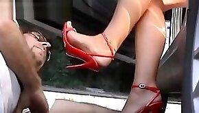 Femdom Shoes Worship