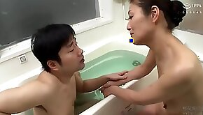 Desirable asian housewife