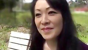 Japanese mature chikako censored