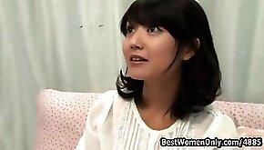 Japanese Guy Gives Celestial Asian Girl Sex Lessons