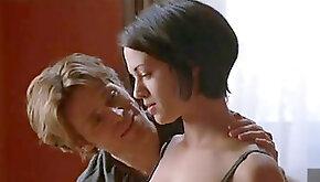 Asia Argento naked and gang bang scenes