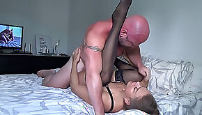 Missionary Compilation By Swedish unexperienced couple RealisticSexCouple