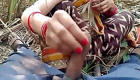Indian Gf outdoor fuck fest with beau