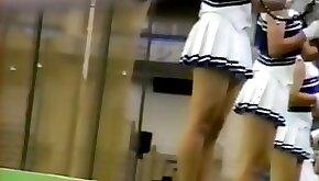 Exclusive public! Assault Chiaman treasured GOGO! Cheerleader File.
