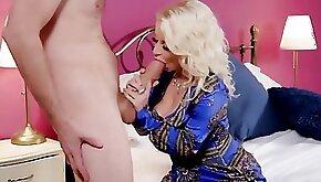 British Milf Petite Princess Eve takes dick