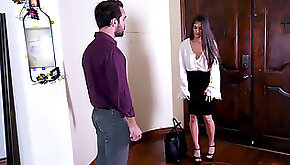 Luna Lovely get rough spanked penetrated by her dominant bf