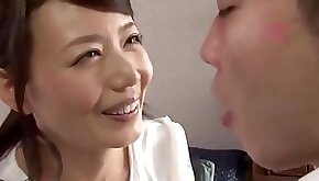 Beautiful Mother wants to be her Sons first Experience