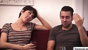TBabe Daisy Taylor finally gets a chance to ride her Stepbros cock
