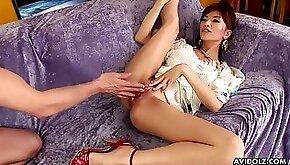 Shiofuki queen akane hotaru reaches insane squirting orgasms