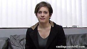 Castingcouch HD Latina nails her audition