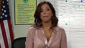 Perfect Busty Teacher...