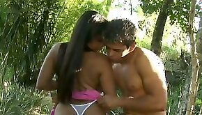 Wild Brazilian beauty gets anus worked over like never before