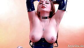 Armpit FemDom Sex Humiliation Lick and Worship