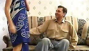 Dad Seduces Step Daughter On The Couch 60