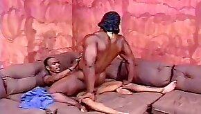 Ebony sex muscle bottom twink top
